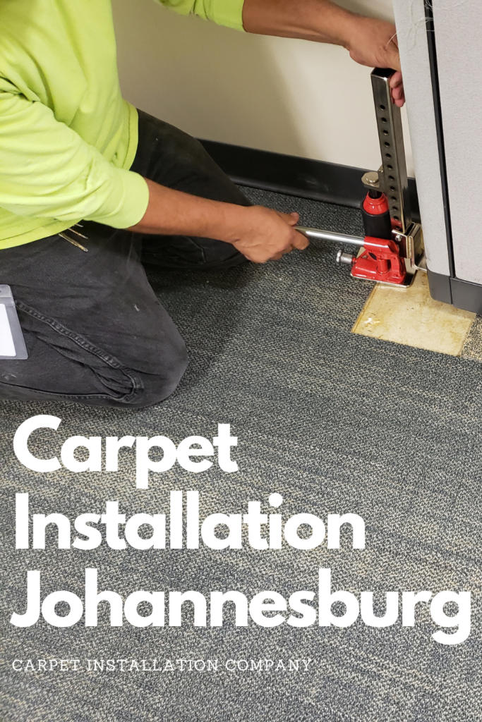 Carpet Installation Johannesburg